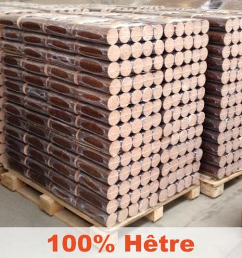 b ches densifi es de jour 100 h tre achat vente bois de chauffage webois webois. Black Bedroom Furniture Sets. Home Design Ideas